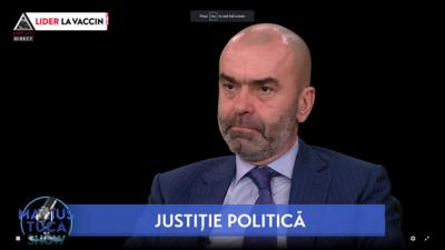 """Florentin Țuca la emisiunea Marius Tucă Show/Aleph News: """"Acest caz este picătura care a umplut paharul, care a făcut ca juriștii să-și dea seama că este prea mult"""" (video)"""